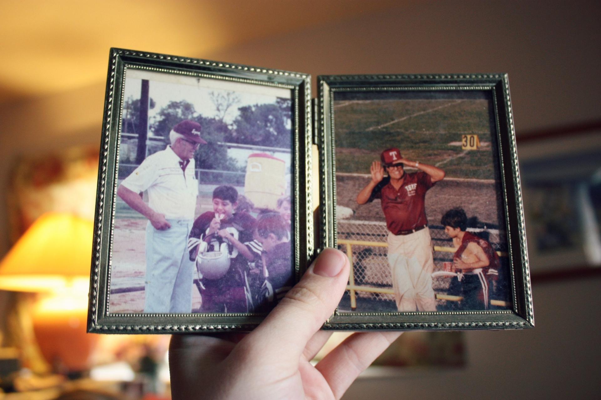 Memories - plan a family reunion
