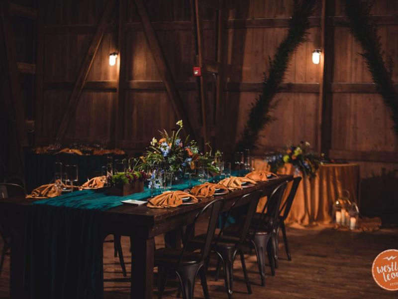 Bold and Modern Stylized Shoot St Joe Farm