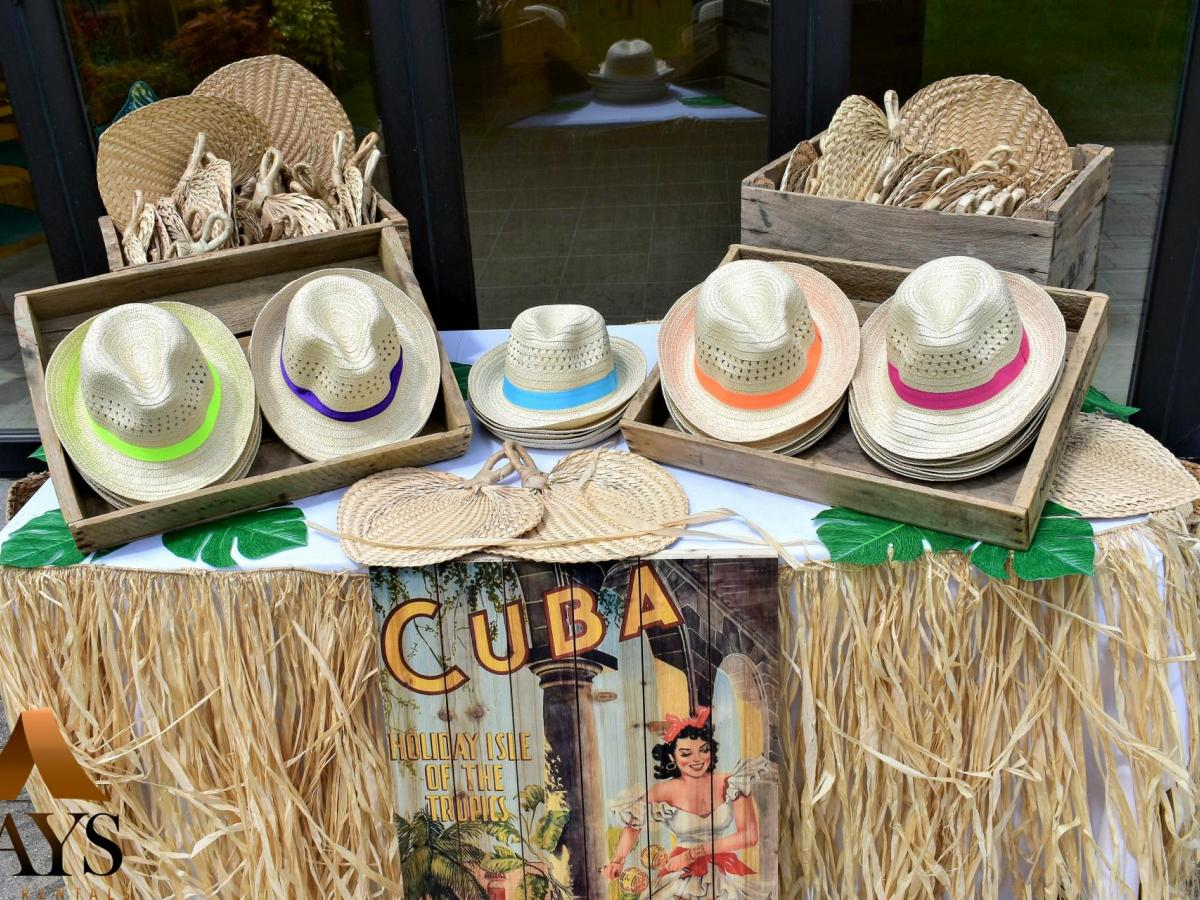 Cuban Party Aays Event Rentals