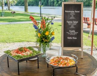 Round Farm Table Rentals