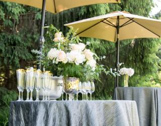 Wine Glass Rentals