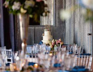The Brick South Bend Wedding Rentals