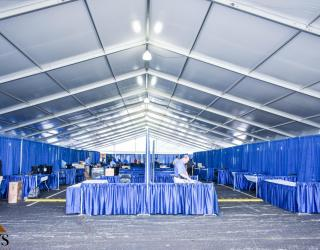 Structure Tent Rental