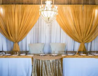 Sweetheart Table Rentals
