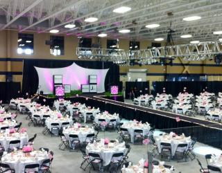 Staging, Tables, Chairs Rentals
