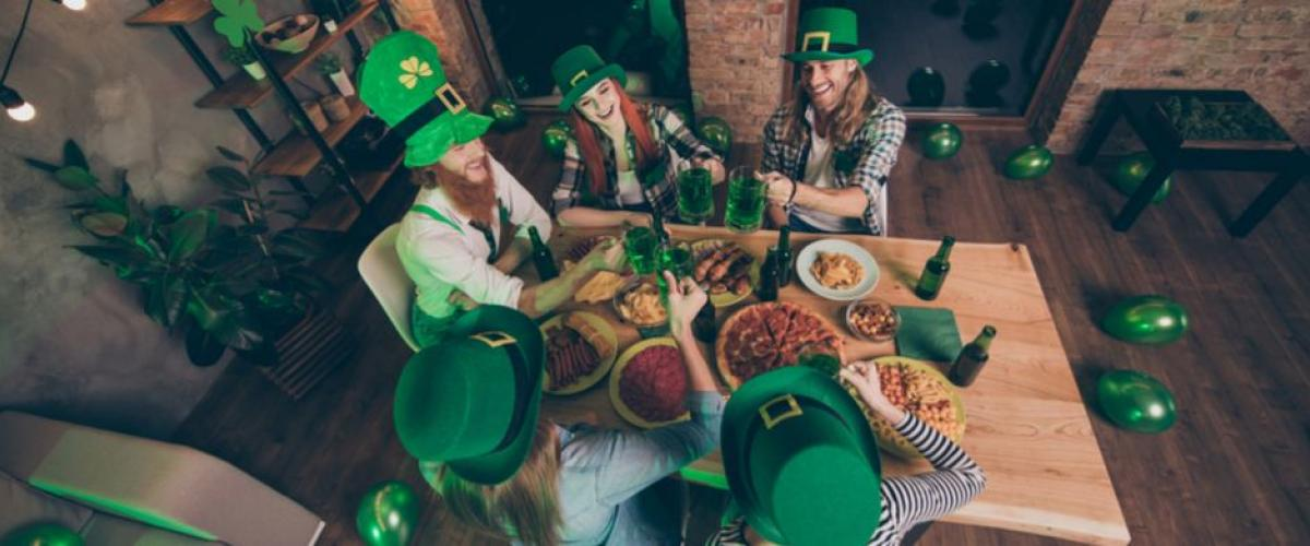 Plan a St. Paddy's Day Party