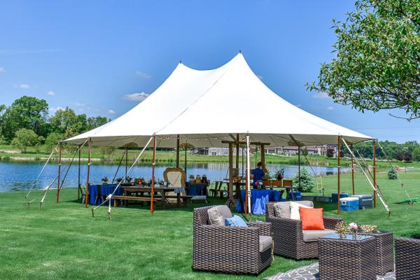 Sailcloth Tent Outdoor Event