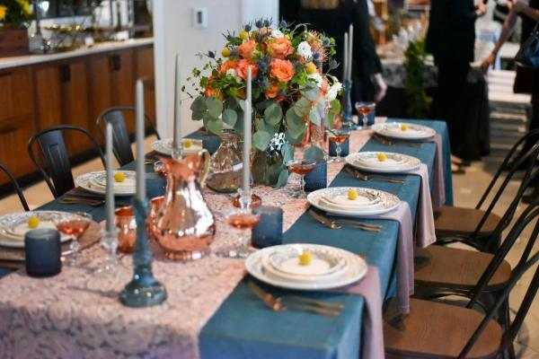 Table Setting Slainte 2018