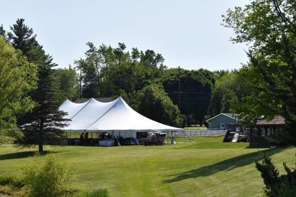plan a family reunion with help from AAYS Event Rentals
