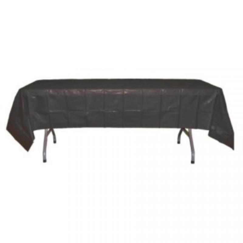 long vinyl table cover