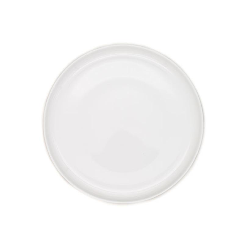 Modern Coupe Dinner Plate