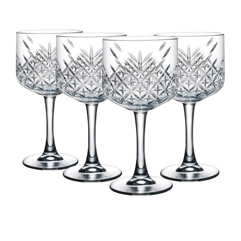 Timeless Glassware Collection
