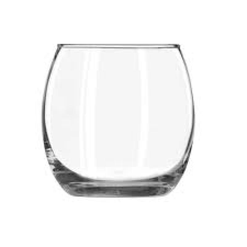 roly poly glass