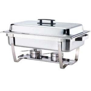 8 quart stainless chafing dish