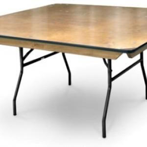 Square Table 36 inch