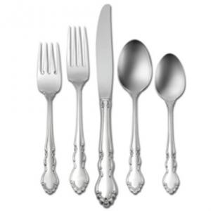 Interlude Silverplate Flatware