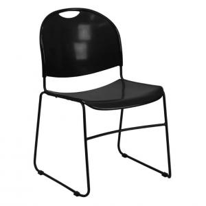 Sled Base Stack Chair