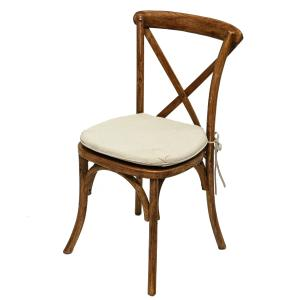 Cross Back Barn Chair
