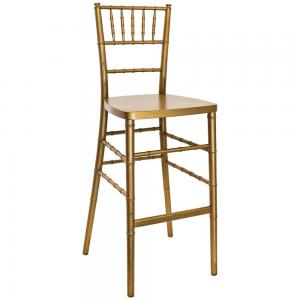 Gold Chiavari Bar Stool Rental