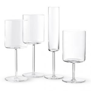 Set of four MODO glasses