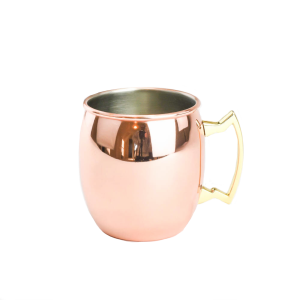 Moscow Mule Copper with Brass Handle 14 oz
