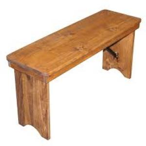 Farm Table Bench