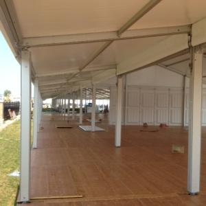 Tent Rental Wood Flooring