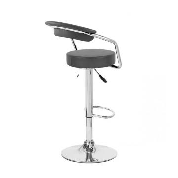 Euro Style Black Swivel Bar Stool Rental