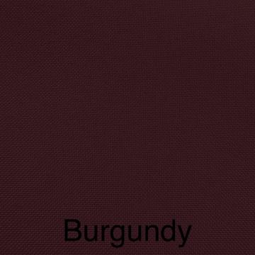 Solid Linen Color Burgundy