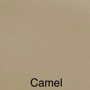 Solid Linen Color Camel