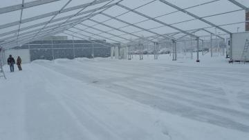Tent Structure Rental
