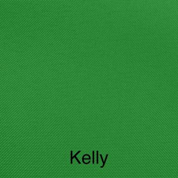 Solid Linen Color Kelly