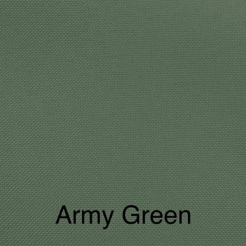 Solid Linen Color Army Green