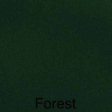 Solid Linen Color Forest Green