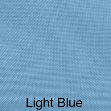 Solid Linen Color Light Blue