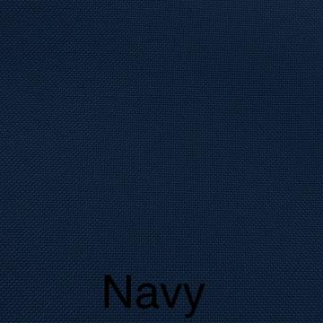 Solid Linen Color Navy Blue