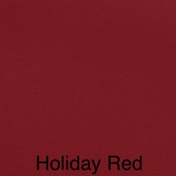 Solid Linen Color Holiday Red