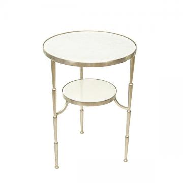 Marble Side Table Rentals