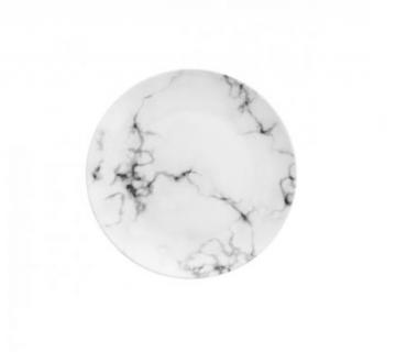 Marble Accent Plate 8 inch