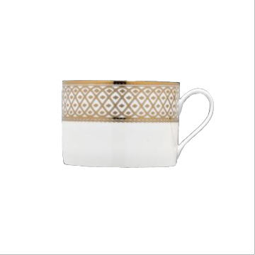 Marcella Gold Can Coffee Cup