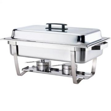 Oblong Stainless Chafer