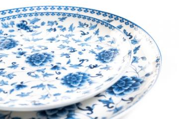 Savannah Pattern Plate Set
